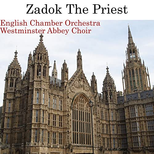 English Chamber Orchestra, Westminster Abbey Choir & London Brass