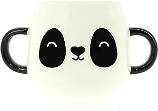 Happy Zoo Just Hanging Panda Mug