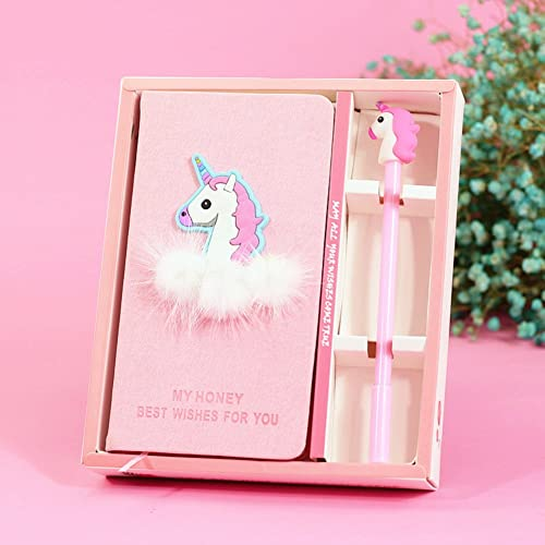 DPIST Unicorn Journal Gel Pens Set Lovely Birthday Gifts For Girls Of All Ages