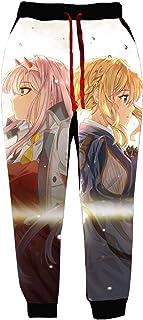Anime Printing Jogger Pants 049-59