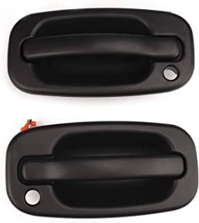 2 PCS Auto Outside Door Handles 15034985FL / 15034986FR for Chevrolet/GMC High Quality