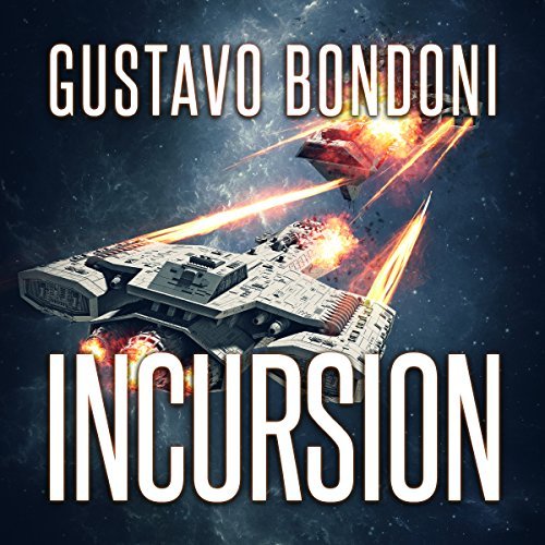 Incursion: Shock Marines audiobook cover art