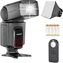Neewer TT560 Speedlite Flash Kit for Canon Nikon Sony Pentax DSLR Camera with Standard..