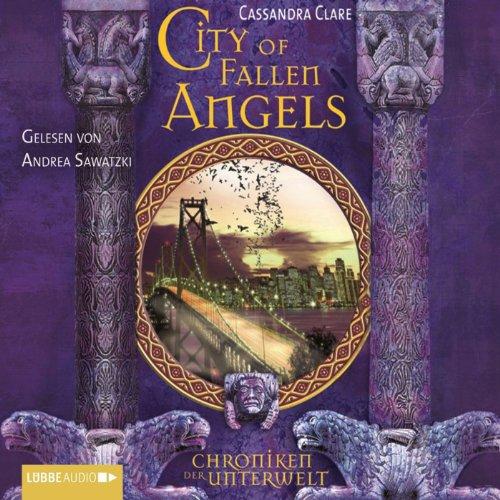 City of Fallen Angels - Chroniken der Unterwelt [Bones IV]