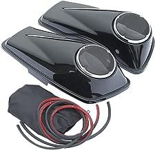 Best 2017 road glide speaker lids Reviews