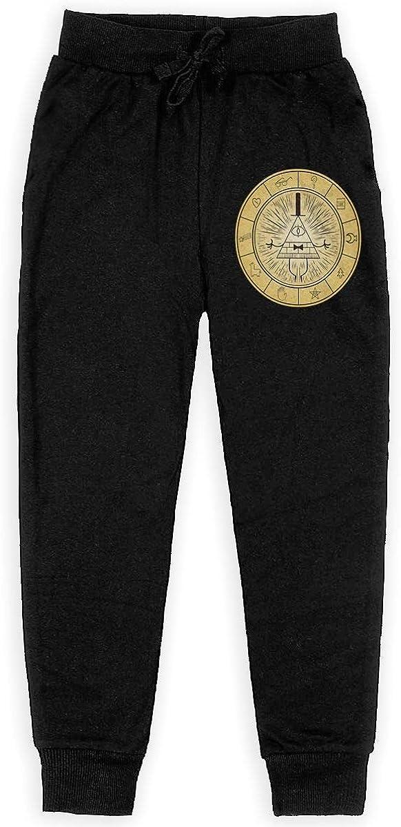 Gravity Falls Boy Autumn Winter Long Trousers Sports Long Pants