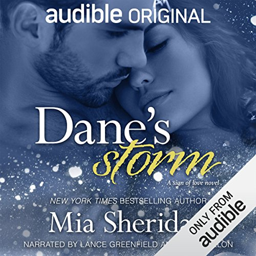 Dane's Storm cover art