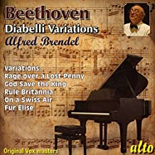 Best beethoven diabelli variations brendel Reviews