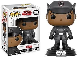 Funko POP! Star Wars: The Last Jedi - Finn - Collectible Figure