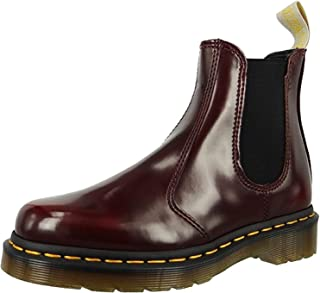 Dr. Martens Men's 2976 Cambridge Brush Chelsea Boot
