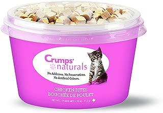 Crumps' Naturals Cat-Cm Cat Treats-Chicken Morsels (1 Pack), 21.3G/.75 Oz