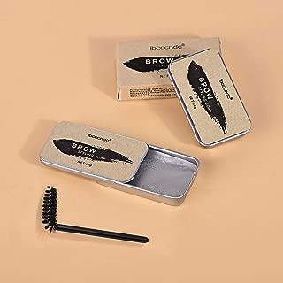 RUIQIMAO 3D Brows Makeup Balm Styling Brows Soap Kit Lasting Eyebrow Setting Gel Waterproof Eyebrow Tint Pomade Cosmetics