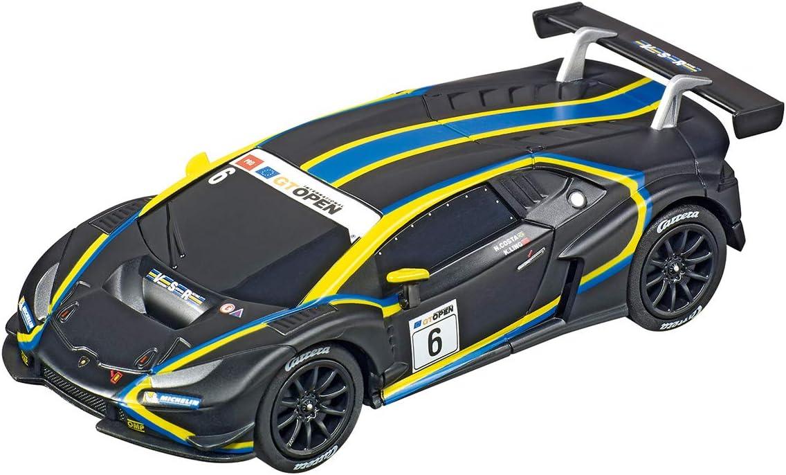 Carrera 64137 Lamborghini Huracan GT3 Vincenzo Sospiri Racing #6