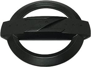 1pcs Car Styling Accessories Black Z Emblem Badge Decal Sticker Fit For Nissan 350z Car Lover