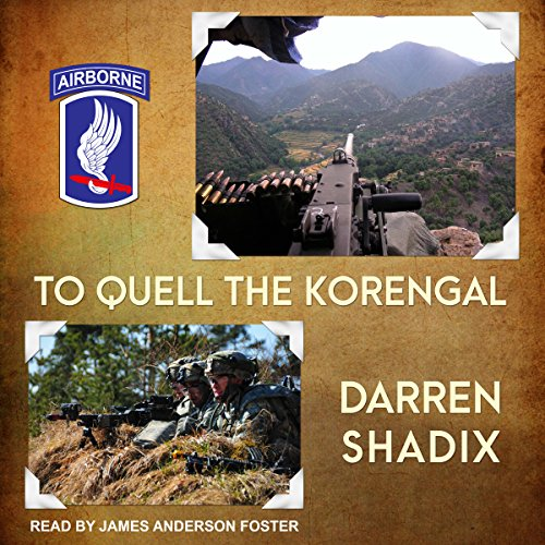 To Quell the Korengal cover art
