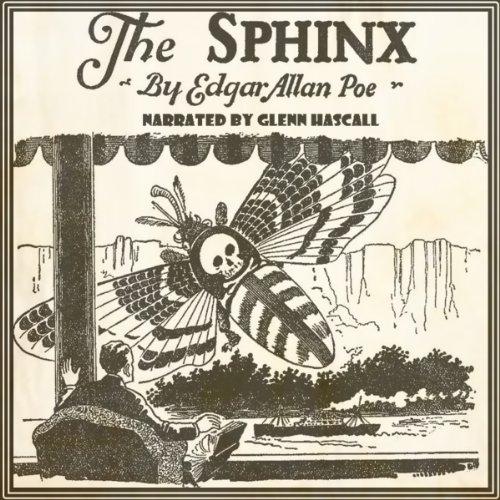 The Sphinx audiobook cover art