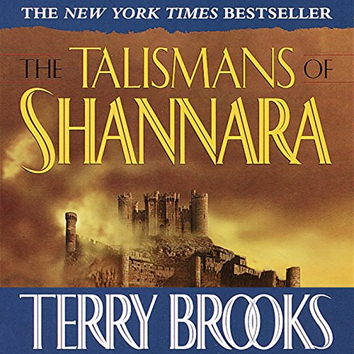 Couverture de The Talismans of Shannara