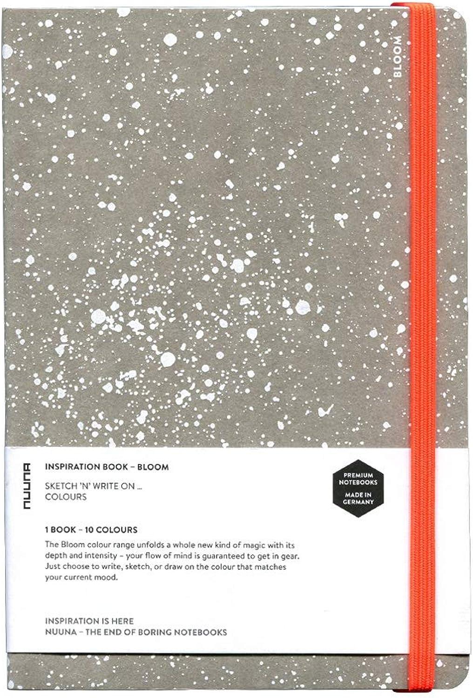Nuuna Bloom Inspiration Journal 8x5.38 B07L188DP4 | Ideales Geschenk für alle Gelegenheiten