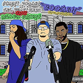 Cookin' (feat. Lil Wretched & Black Smurf)