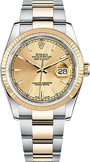 Datejust 36 116233 Luxury Watch