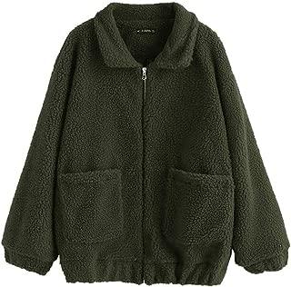 Best zaful teddy coat Reviews