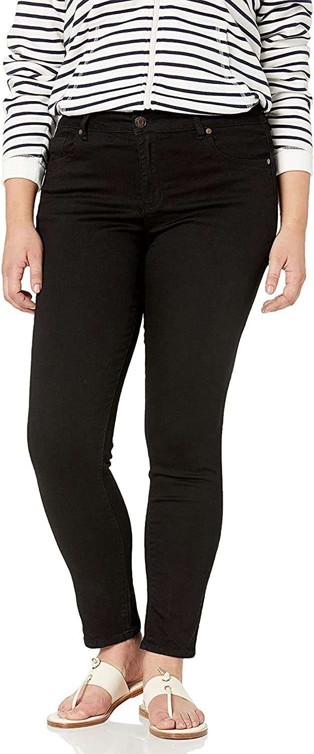 Cover Girl Women's Skinny Jeans Butt Shaping Slim Fit Cute Work School colors
