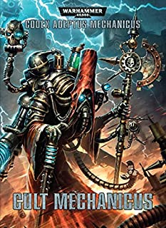 Games Workshop Warhammer 40k Codex Adeptus Mechanicus