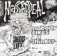 Nobody Likes A Thinker (Red/Gray Splatter Vinyl) / Bar Of Life (7Inch)