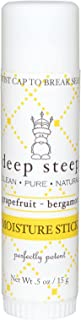 Deep Steep, Moisture Stick, Grapefruit Bergamot, .5 oz (15 g) - 2pc