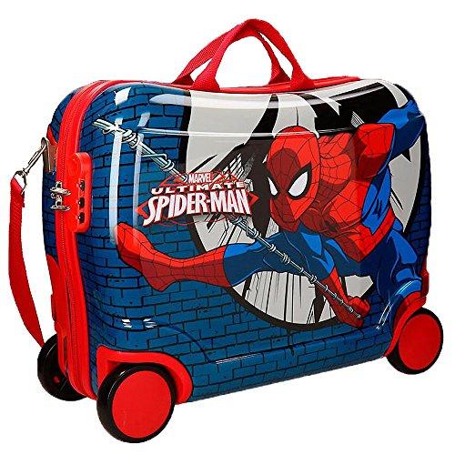 Maleta de viaje de Spiderman Comic 34 litros