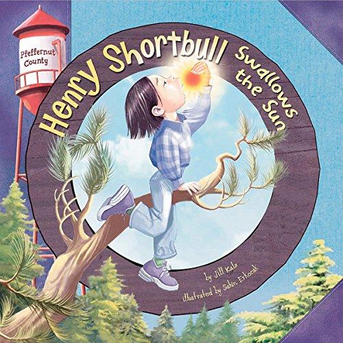 Henry Shortbull Swallows the Sun audiobook cover art