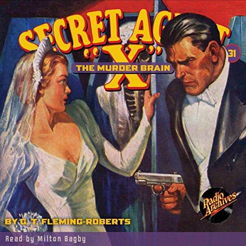 "Secret Agent ""X"" #31 copertina"