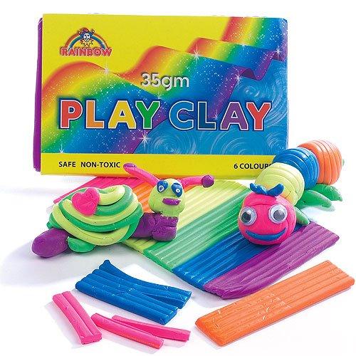 paquet de Pâte à modeler pour les enfants (PLAY CLAY)