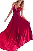 Amazon.es: Vestidos Largos Para Boda De Noche - Rojo
