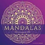 Calendario Mandalas 2021 (Calendarios y agendas)