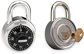 The No. 1525 from Master Lock