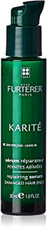 Rene Furterer KARITE NUTRI Repairing Serum, Very Dry Damaged Hair, Leave-in Split End Treatment, 1 oz.