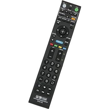 Ersatz Fernbedienung Sony TV KDL32V4500 KDL32V4500 KDL32V4710 KDL32V4710