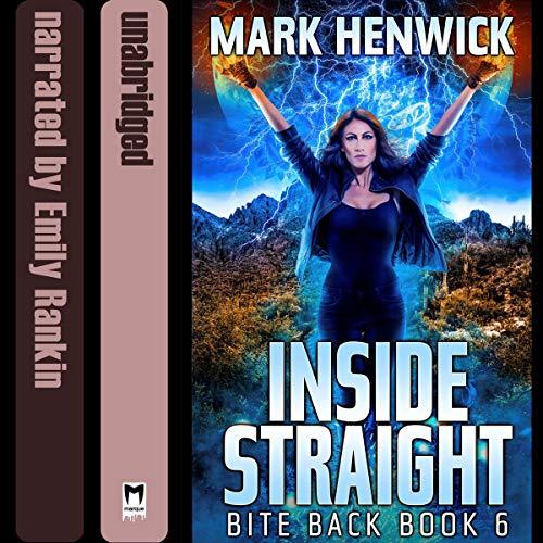 Inside Straight: An Amber Farrell Novel cover art