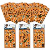 Paper Projects 01.70.24.048 Toy Story - Paquete de pegatinas para bolsas de fiesta (18 hojas), 12,5 cm x 7,5 cm