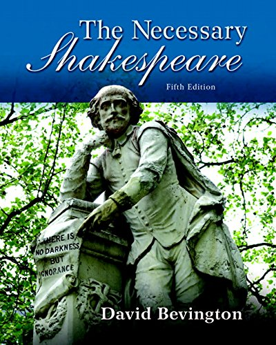 The Necessary Shakespeare (5th Edit…