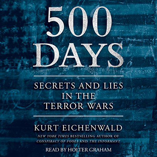 500 Days  By  cover art