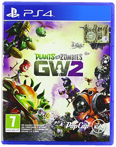 Plants vs Zombies: Garden Warfare 2 (Sony PS4)