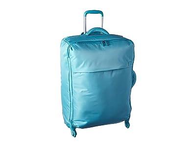 Lipault Paris Original Plume Spinner 72/26 Packing Case (Coastal Blue) Luggage