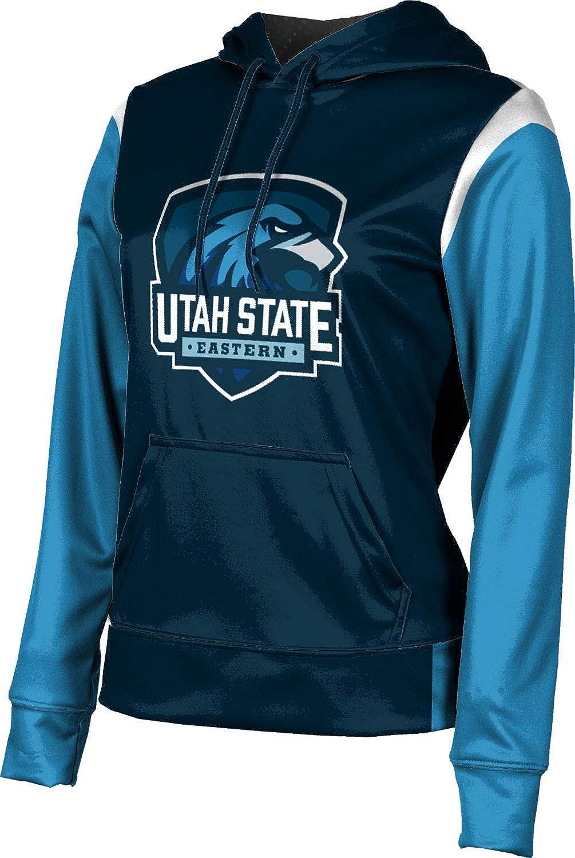 ProSphere Utah State University Eastern Girls' Pullover Hoodie, School Spirit Sweatshirt (Tailgate)