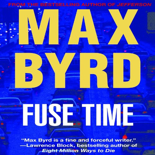 Fuse Time audiobook cover art
