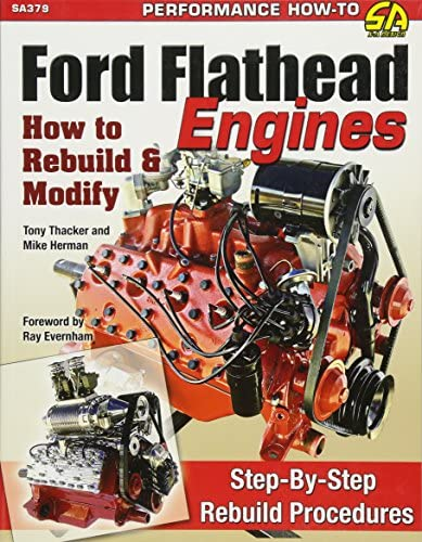 Ford Flathead Engines How to Rebuild Modify product image