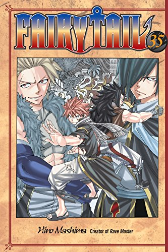 Fairy Tail Vol. 35 (English Edition)