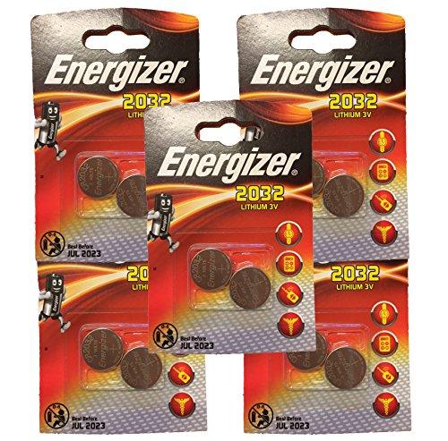 Energizer Lithium 3V CR2032 2er Maxiblister