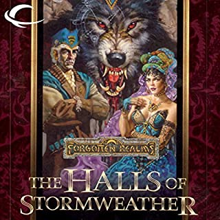 The Halls of Stormweather cover art